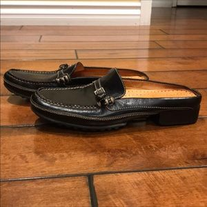 Cole Haan LEATHER loafer 👞 mule